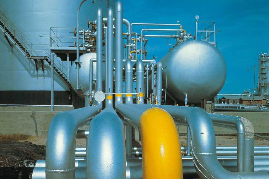 Управление газовыми потоками