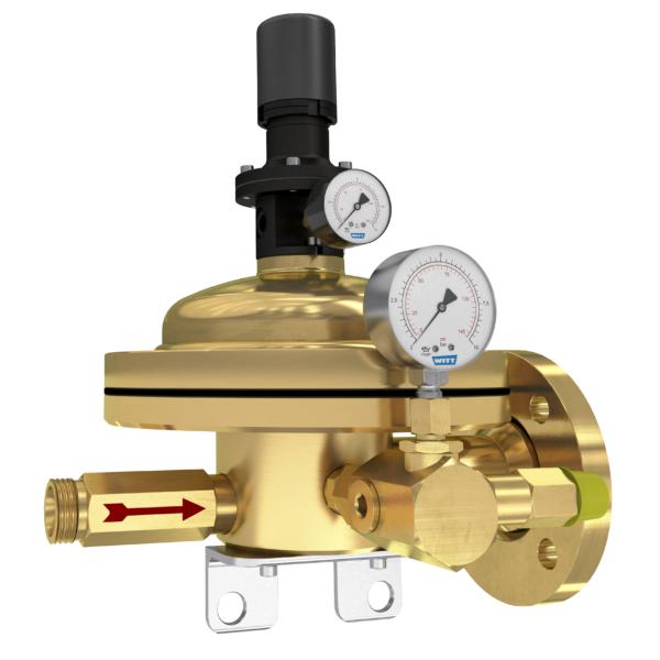 Регулятор давления ZSN-3-015-2