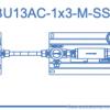 Газовая рампа Spectron серия BU13 АС для ацетилена, пример
