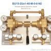 Газовая рампа Spectron серия BU13&15-2U , давление 40