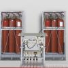 Пример. Мобильная газовая рампа Ibeda с рабочими станциями_2