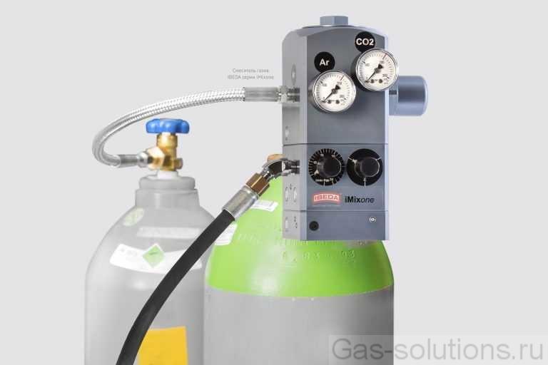Смеситель газов IBEDA серии iMixone_2