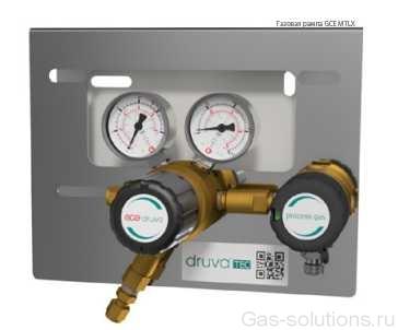 Газовая рампа GCE MTLX без продувки