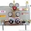 Газовая рампа GCE MAXIFLOW для ацетилена (1,5 бар)