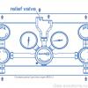 Газовая рампа Spectron серия BE56-2_чертеж1
