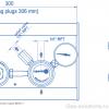 Газовая рампа Spectron серия BE66-1_чертеж