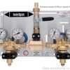 Газовая рампа Vulkan серия AM 40/300