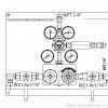 Газовая рампа GCE DRUVA серия BMD 202-29_схема