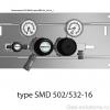 Газовая рампа GCE DRUVA серия SMD 502_532-16_1