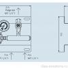 Газовая рампа Linde HiQ BASELINE серия S 101_чертеж2