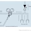 Газовая рампа Linde HiQ BASELINE серия S 101_схема2