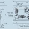 Газовая рампа Linde HiQ REDLINE серия S 301_чертеж