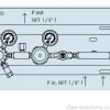 Linde HiQ BASELINE серия A 107 С4_чертеж2