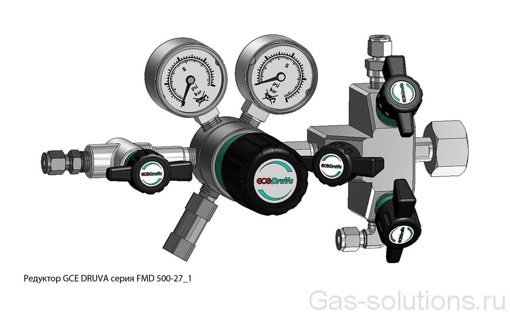 Редуктор GCE DRUVA серия FMD 500-27_1