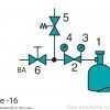 Редуктор GCE DRUVA серия FMD 510_540-16_схема