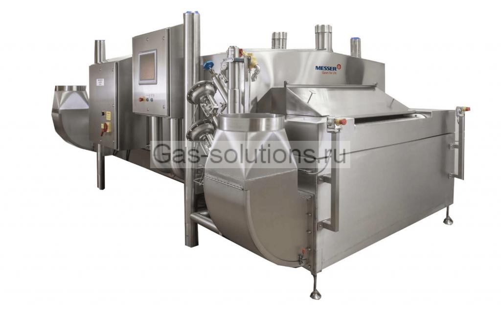 "морозильная камера Messer ""Hot Products_новости gas-solutions.ru"
