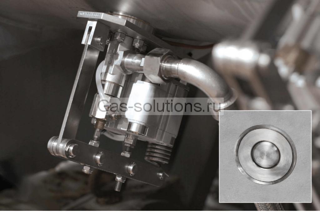 система управления криогенным охлаждением смеси_новости gas-solutions.ru