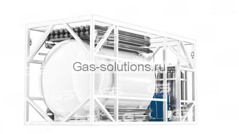 Криогенная установкa gas-solutions.ru