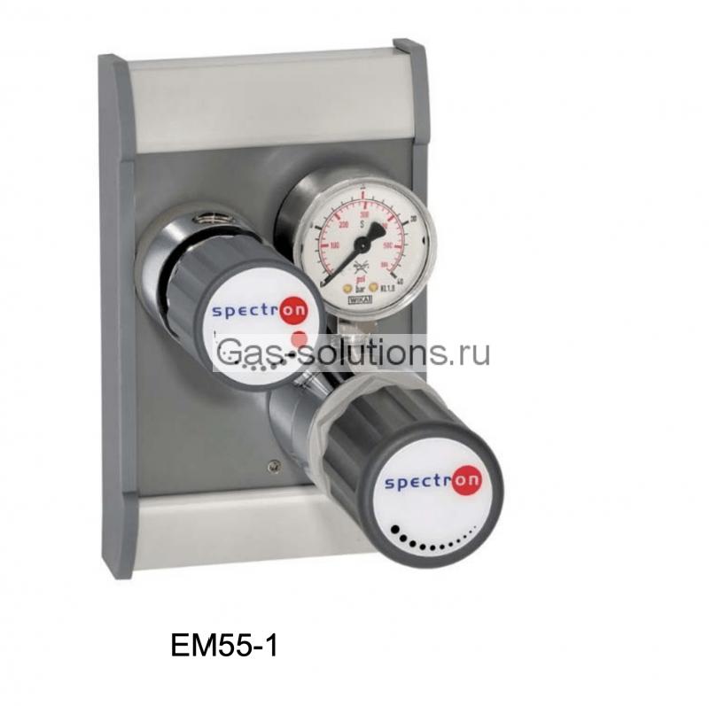 Точка выхода Spectron EM55 для сжатого воздуха