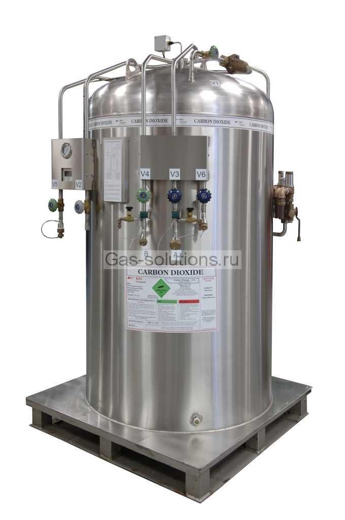 Форма поставки мед газов _ палетные емкости