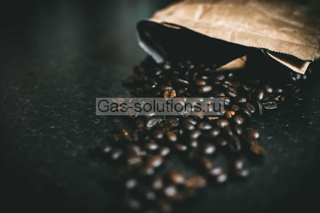 Кофе в МГА