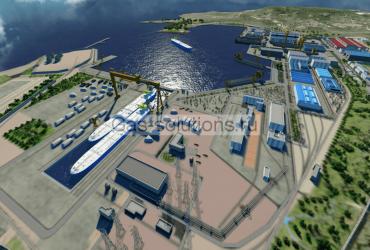 системы управления и безопасности на судоверфи