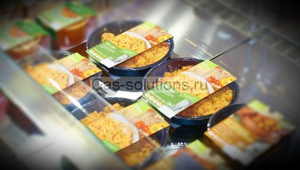 Готовая еда в МГС