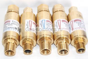 Огнепреградительные клапаны IBEDA