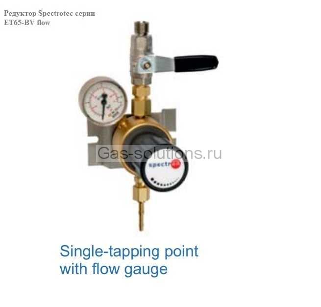 Редуктор Spectrotec серии ET65-BV flow_2