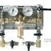 Газовая рампа WITT серия 684NG 2х1