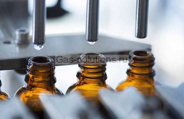 система дозации жидкого азота