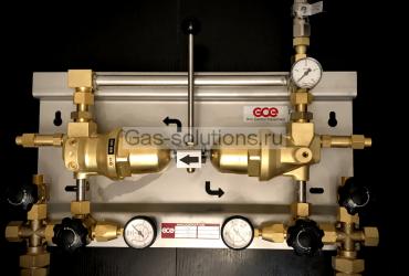 Видеообзор рампы для технических газов