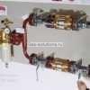 Блок огнепреградительных клапанов IBEDA серии Simax8N_рис